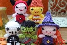 HALLOWEEN / ANYTHING TO DO WITH HALLOWEEN DECORATIONS AND CRAFTS / by Margaret Richardson