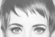 Short Hair Inspiration  / Short & sassy