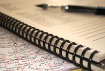 Art Journals / Paper & ink. The best ever!