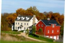 Loudoun Places to Stay / Loudoun County offer a wealth of bead and breakfast location that offer local history and charm.