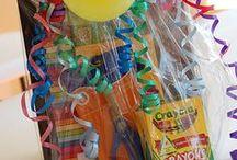 KIDS BIRTHDAY PARTY IDEAS / by Margaret Richardson