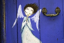 At the DOOR / Knock, knock!!