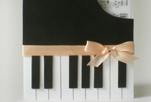 Cards_Music.1 / Cards to do with making a joyful noise