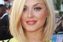 Medium Length Hair Inspiration / just right