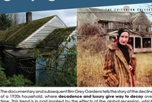 A/W 2012/13 Home  |  Grey Gardens / Trend Bible Home & Interior Trends Autumn Winter 2012/13