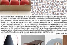S/S 2012 Home  |  Natural Selection / Trend Bible Home & Interior Trends Spring Summer 2012