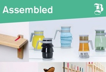A/W 2013/14 Home  |  Assembled / Trend Bible Home & Interior Trends Autumn Winter 2013/14