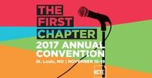 Annual Convention / Join us at #NCTE17 this year in St. Louis, MO, November 16-19, 2017. Collaborate with over 6,000 teachers and teacher educators just like you!