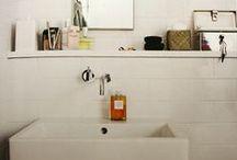 bathrooms / by Torina Scott-Steelsmith