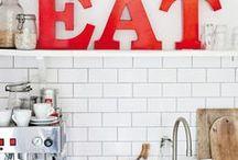 kitchen livin' / by Torina Scott-Steelsmith