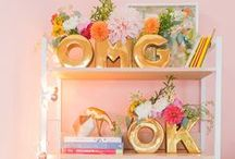 Oh Joy for Target / Our favorite lifestyle images, DIY ideas, products and customer photos from the Oh Joy for Target collection. Home decor, nursery, and baby apparel collections in stores and online now at: target.com/ohjoy