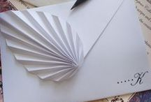 Cards_Fancy Folds.2 / Not your ordinary folded card