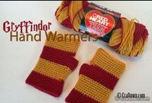 HAND WARMERS, MITTENS, AND WRISTIES / A GREAT PLACE TO KEEP YOUR HANDS WARM / by Margaret Richardson