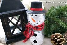 Creative Christmas Ideas / Everything crafty and creative for your home and kids for the the holidays