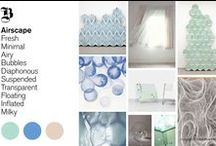 S/S 2015 Home  |  Airscape / Trend Bible Home & Interior Trends Spring Summer 2015