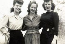 1940s {forties fashion and style}