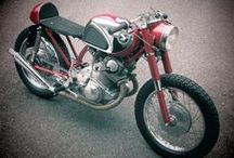 Honda CD125 / Mostly Honda CD125 but some other Honda cafe racers as inspiration here too