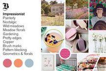 S/S 2016 Home | Impressionist / Trend Bible Home & Interior Trends Spring Summer 2016. Exclusive offer Spring Summer 2016 eBook for £150+VAT.
