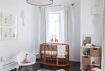 Baby room ideas / Planning for your little peanut's arrival.