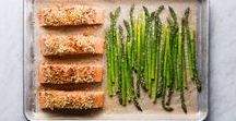 Recipes: Meat and Seafood