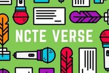 NCTEverse / Each day from Monday, March 19, to Monday, April 30, members who sign up for NCTE Verse will receive a daily email about poets and poetry. Join us here to see the poet of the day!