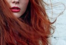 hair and make-up.