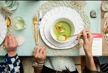 Table Settings + Decor / by Kitchit