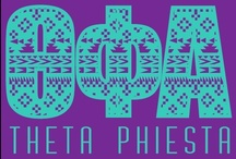 Theta Phi Alpha / These designs were specifically made for or requested by the sisters of Theta Phi Alpha. All of our designs can be customized to fit your organization or chapter needs! / by Greek Streak