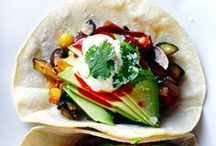 """Food Ideas - Vegan Engine 2 Friendly / Oil-free vegan is the name of the game; I'm compiling recipes that are either already compliant or can be made compliant :)  Check out my """"Healthier Treats"""" and """"Vegan Smoothies, Juices, and Drinks"""" boards for more Pinspiration! / by Haley B"""
