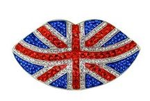 B&W: Union Jack