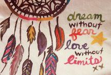 words / by Brittney
