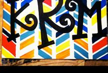 gettin artsy  / by Brittney