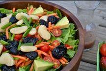 raw foods. / #raw #vegan #food