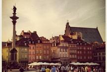 Warsaw, Beautiful Warsaw