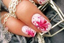Nail Art / by Michelle Weber-Zbylut