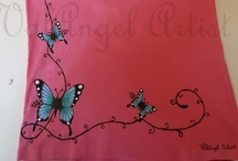 My Painting on Fabric