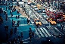 NEW YORK, NEW YORK / by Sibyl Pettie