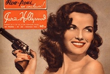 Pin ups and Vintage Ads / by Sonia Jimenez