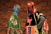 Egungun costumes