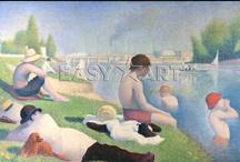 Georges Seurat / Puntje Precies