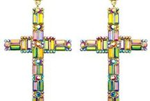 B&W: Crosses