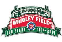 100th Anniversary of Wrigley Field (1914 - 2014) / Celebrate the 100th Anniversary of Wrigley Field with commemorative Shirts, Caps and more!