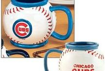 Chicago Team Bar / Cubs, Bears, Blackhawks, Bulls, Whitesox & Wrigley Field Shot Glasses, Mugs and Pint Glasses