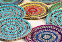 Crochet/Knit Household Stuff