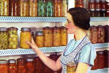 Preservation / Canning, drying, and other forms of preserving foods
