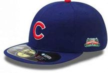Hats by New Era - Chicago Cubs / Chicago Cubs New Era Hats  for all ages including Adjustable, fitted and flex fit styles