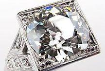 Diamonds are a Girl's Bestfriend