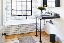 interiors: powder room
