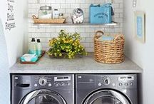 interiors: laundry room