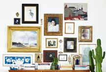glorious gallery walls